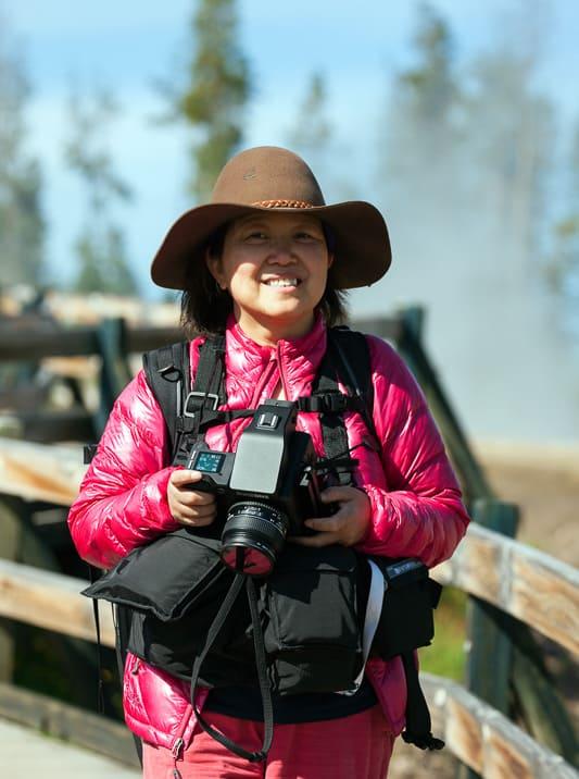DR ZENAIDY CASTRO ARTIST PHOTOGRAPHER DENTIST