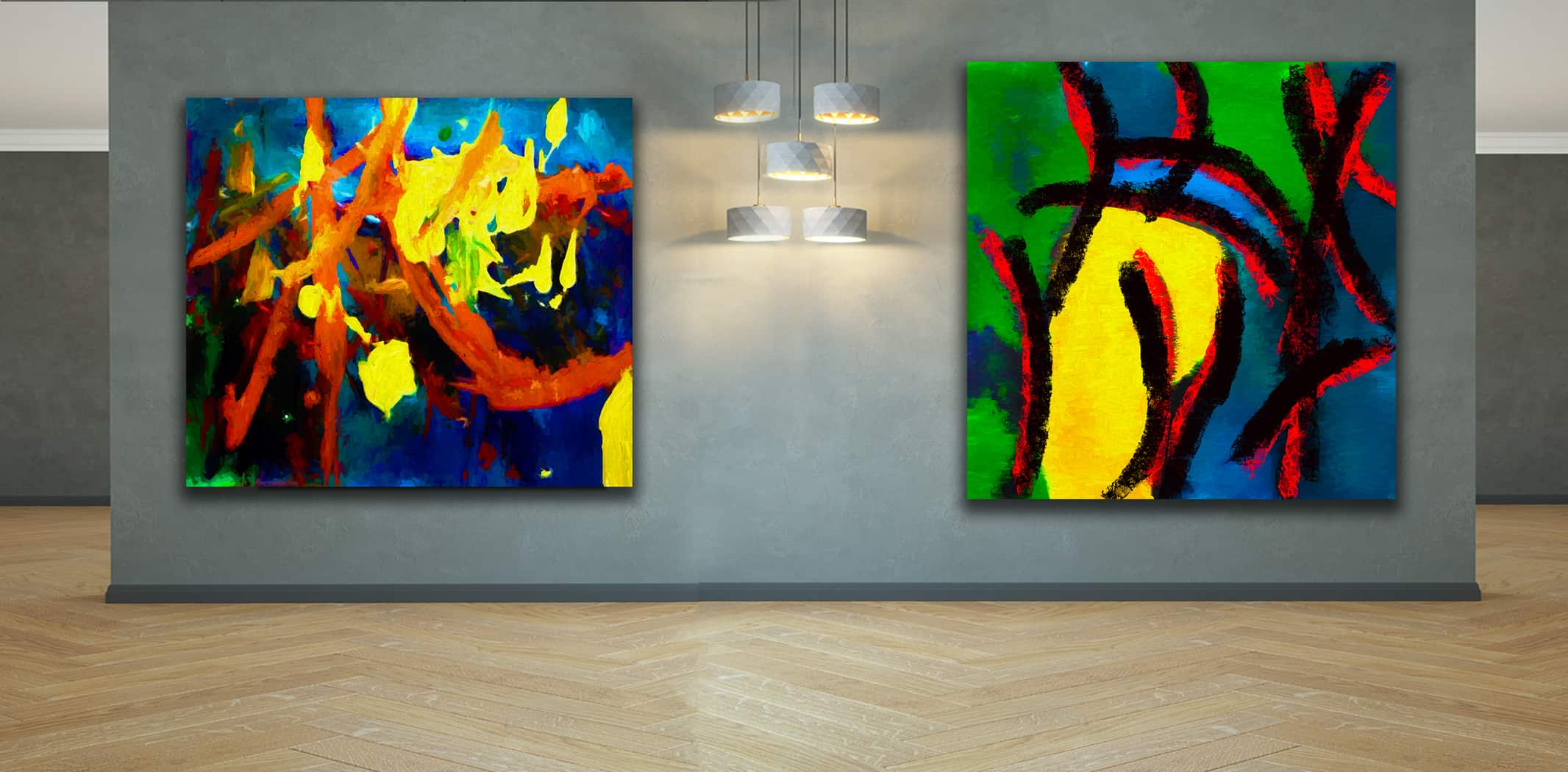 ABSTRACT ART GALLERY 4