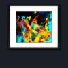 Abstract Art 18v1 Linear