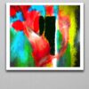 Abstract Art 1W Expressionism DSC1427