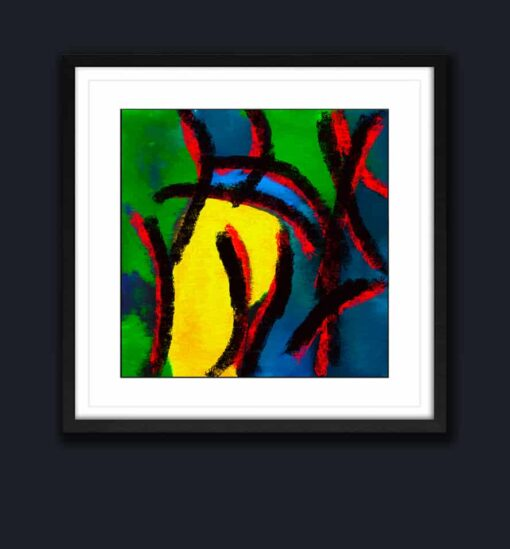 Abstract Art 23 Linearv2
