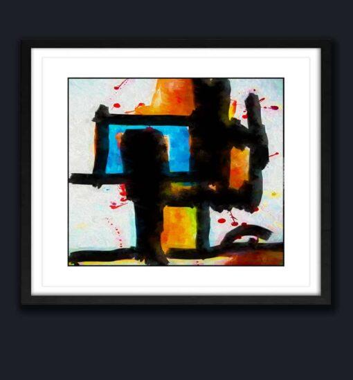 Abstract art 5v2 Linear P1010025
