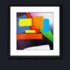 abstract art 4 Block color v1