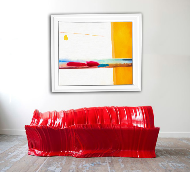 Office Abstract Art corporate workplace Art
