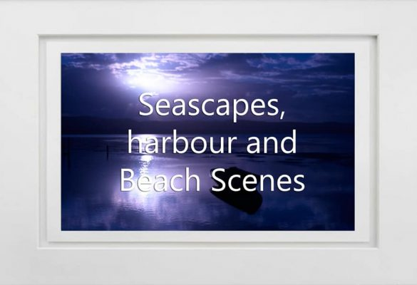 Seascapes Harbour and Beach Scene Photographs and Art for sale