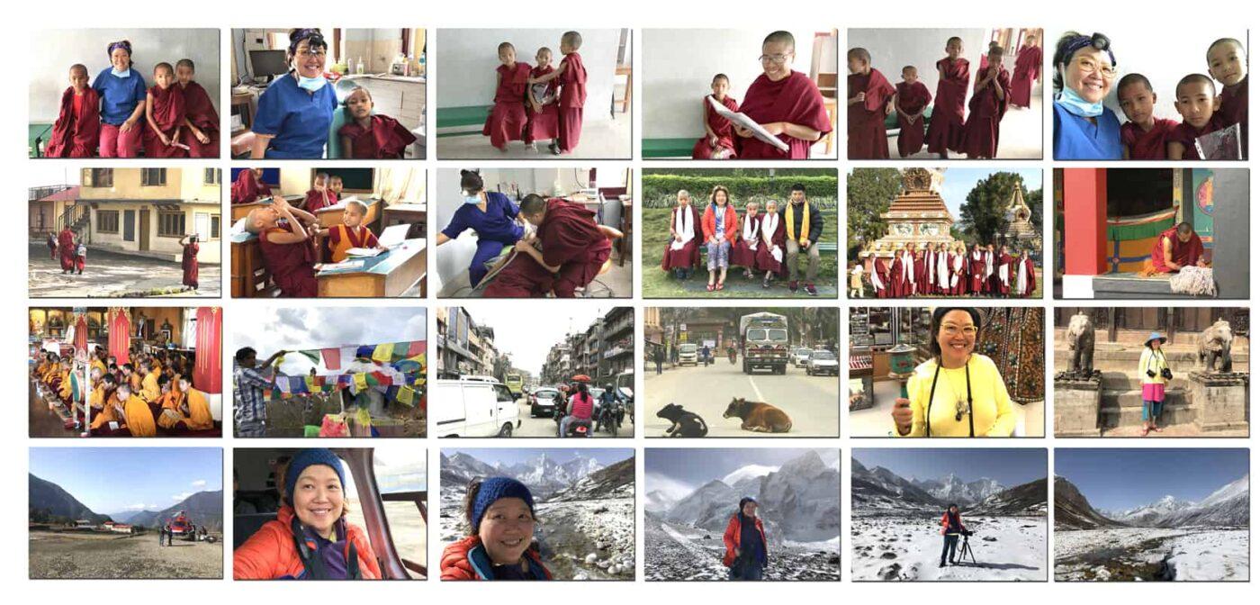 Nepal TRAVEL POSTCARD- Dr Zenaidy Castro