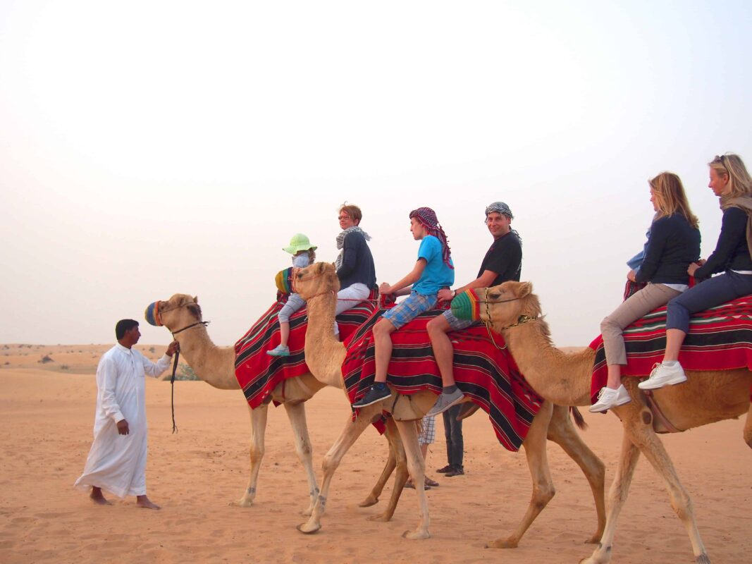 Arabian Adventures with Desert Safari in Dubai 27
