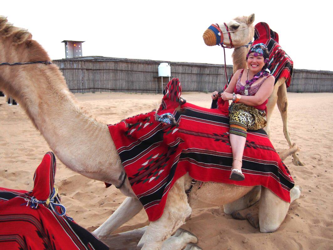 Arabian Adventures with Desert Safari in Dubai 35