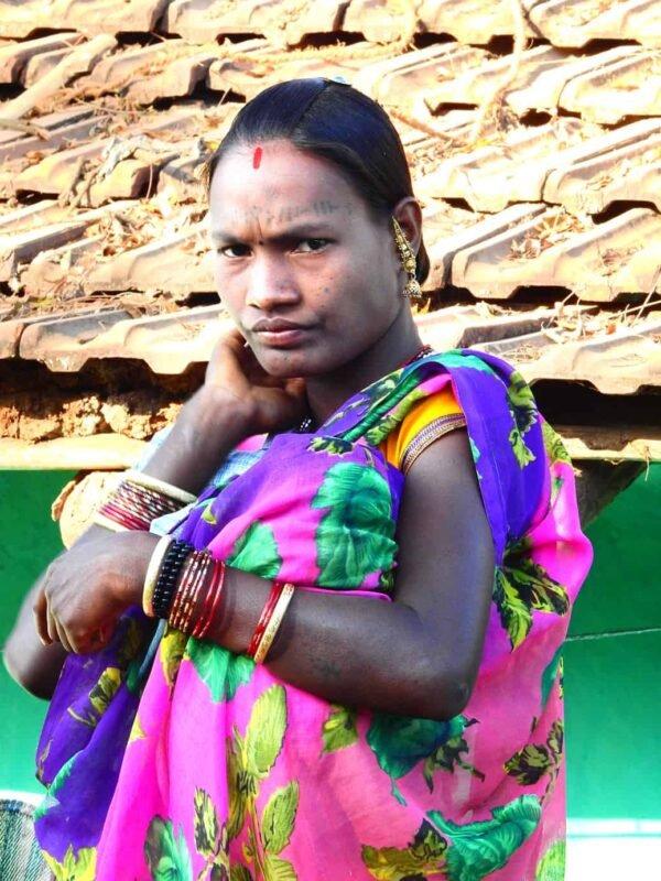 CULTURAL PORTRAIT INDIA FOR SALE BY DR ZENAIDY CASTRO 13
