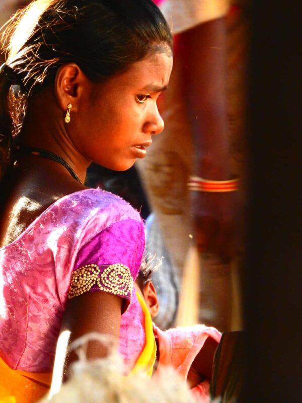 CULTURAL PORTRAIT INDIA FOR SALE BY DR ZENAIDY CASTRO 19