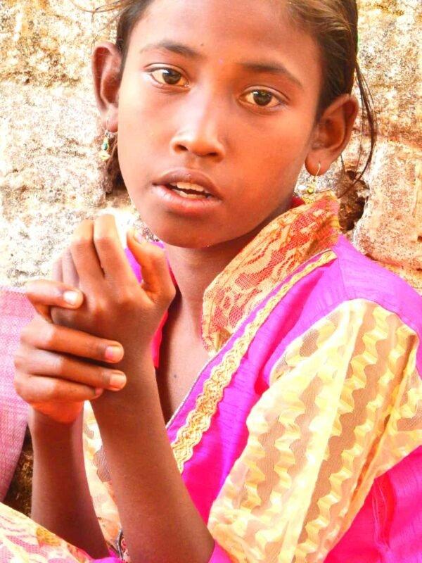 CULTURAL PORTRAIT INDIA FOR SALE BY DR ZENAIDY CASTRO 38