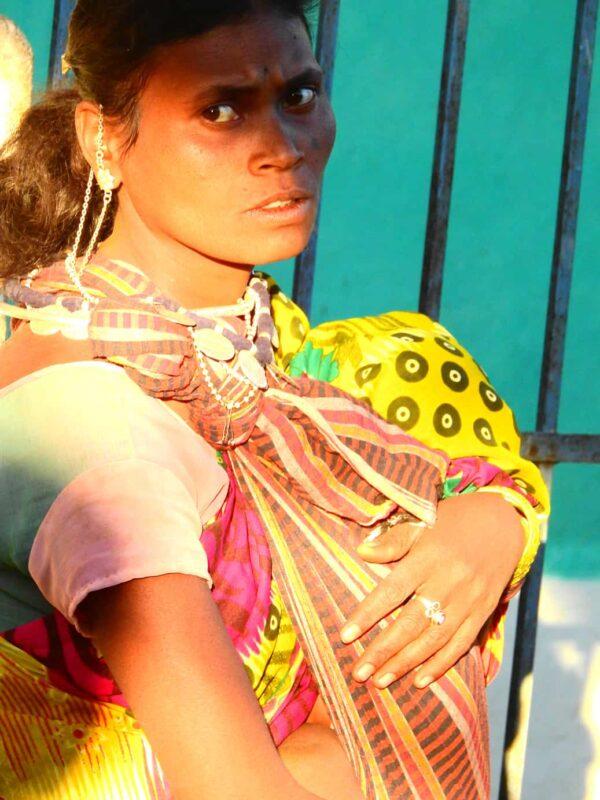 CULTURAL PORTRAIT INDIA FOR SALE BY DR ZENAIDY CASTRO 39