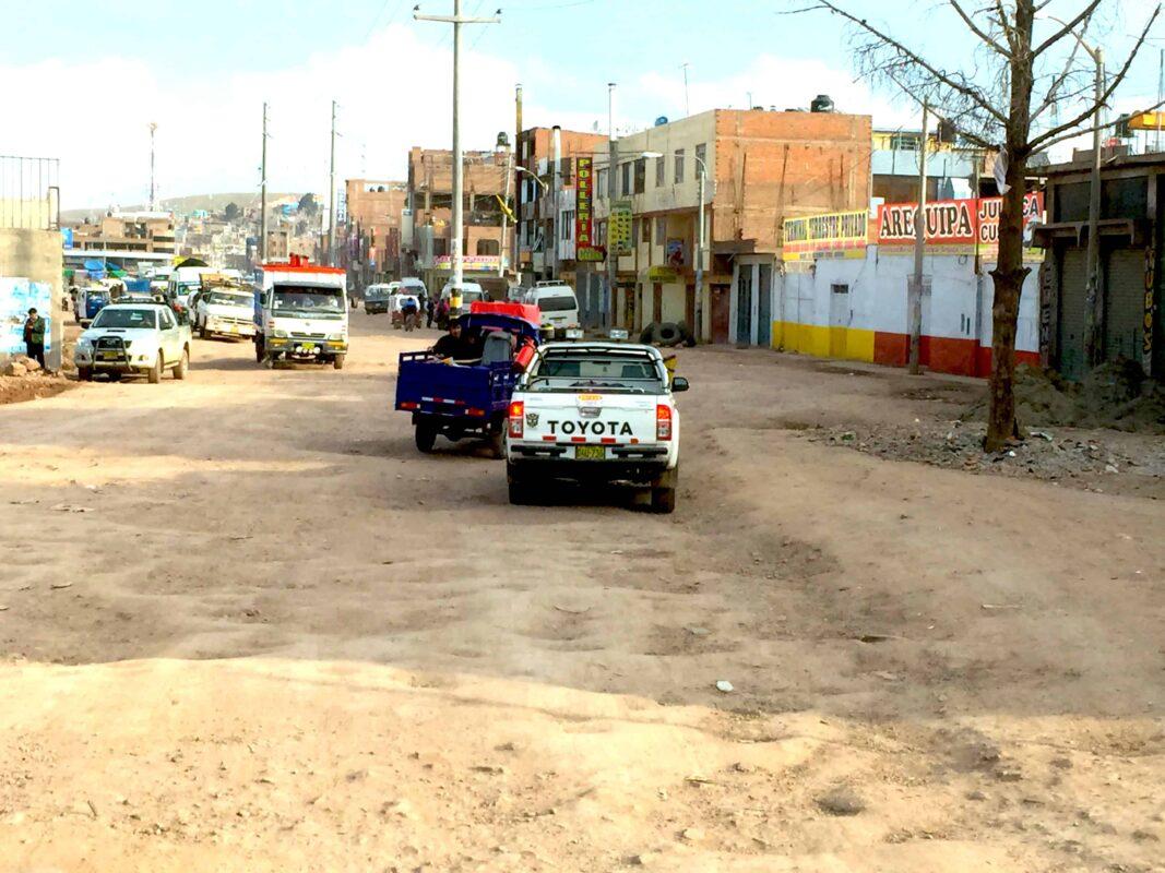 Cusco to Puno Peru Travel by Bus 31 1