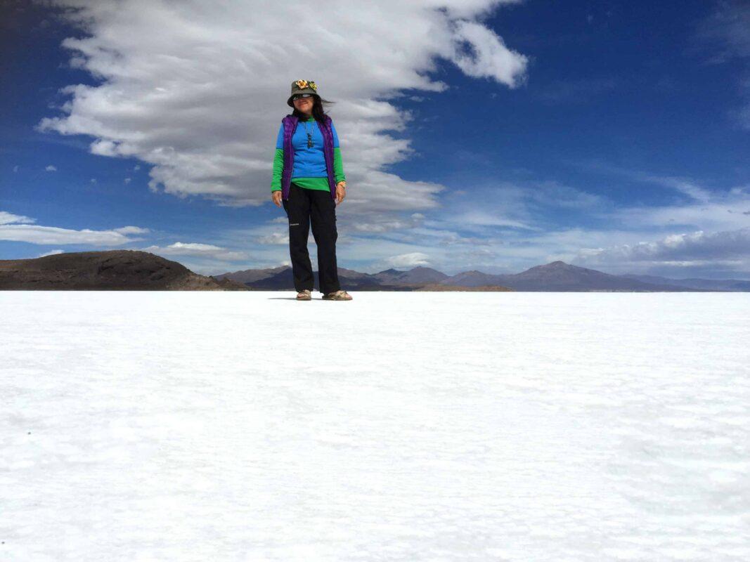DR ZENAIDY CASTRO Salar de Uyuni travel Uyuni Salt Flat Bolivia South America 6