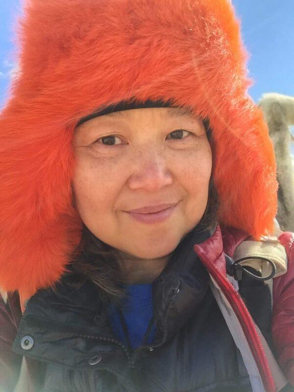 DR ZENAIDY CASTRO Shopping Experience inside Mongolias Naadam Festival 3