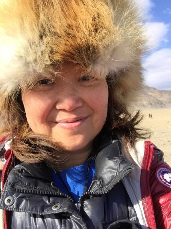 DR ZENAIDY CASTRO Shopping Experience inside Mongolias Naadam Festival 5