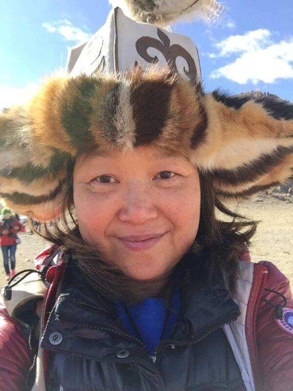 DR ZENAIDY CASTRO Shopping Experience inside Mongolias Naadam Festival 7