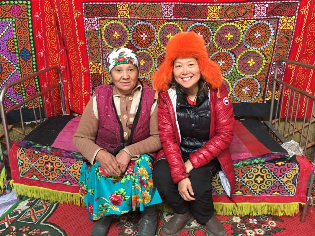 Enjoying the Culture of Mongolian Hospitality 2