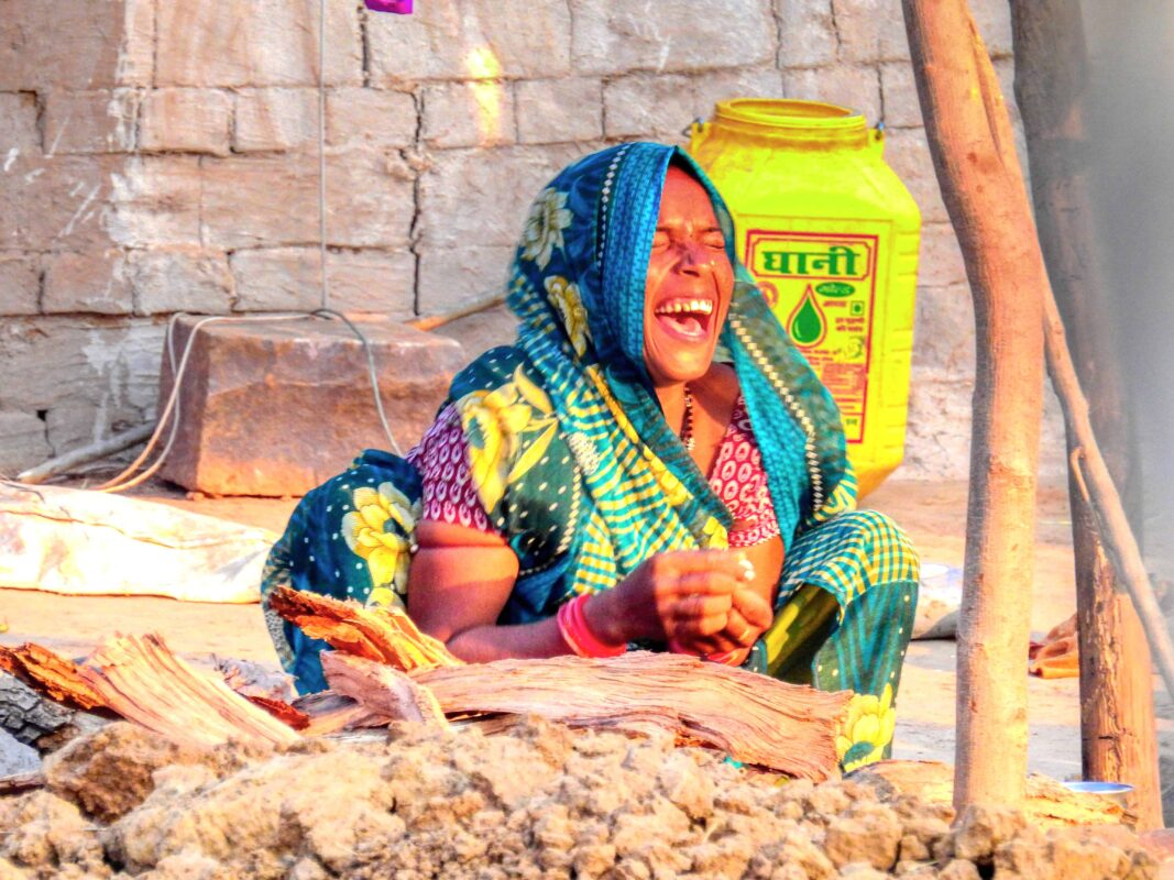 Gond Tribe of Central India famous street photographer Dr Zenaidy Castro 10