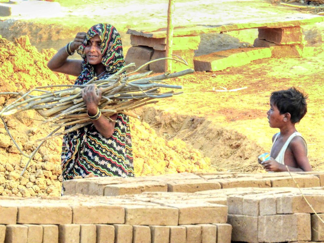 Gond Tribe of Central India famous street photographer Dr Zenaidy Castro 14
