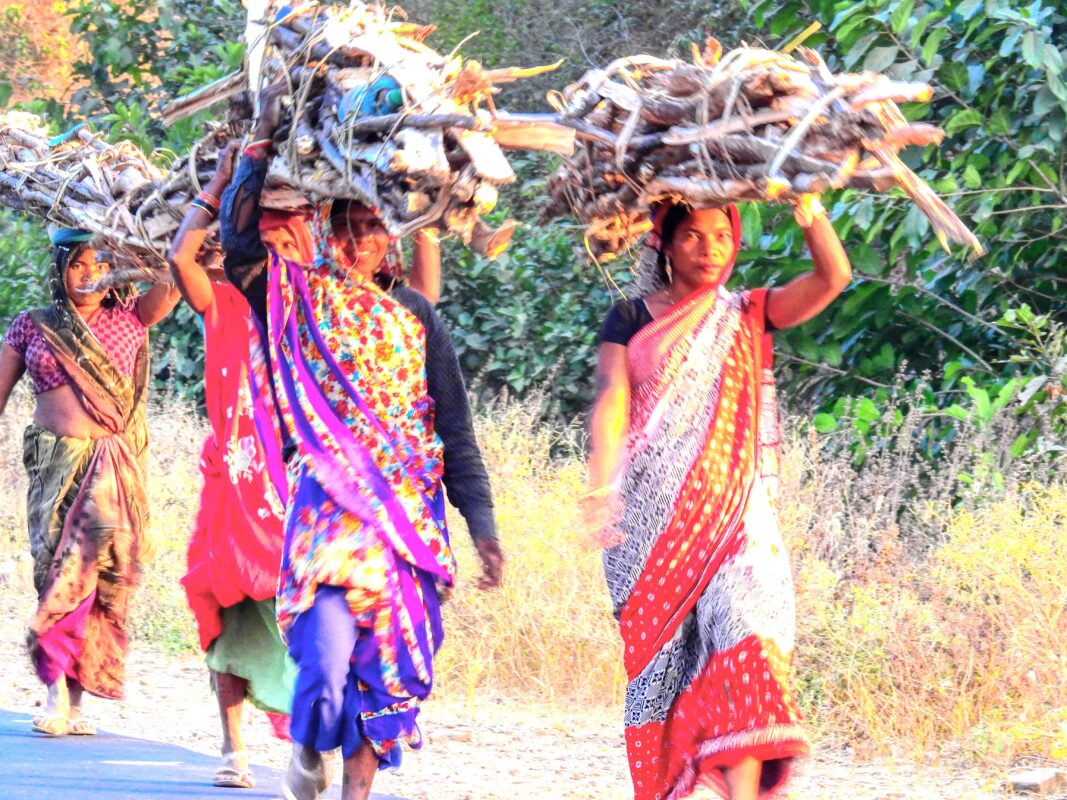 Gond Tribe of Central India famous street photographer Dr Zenaidy Castro 17