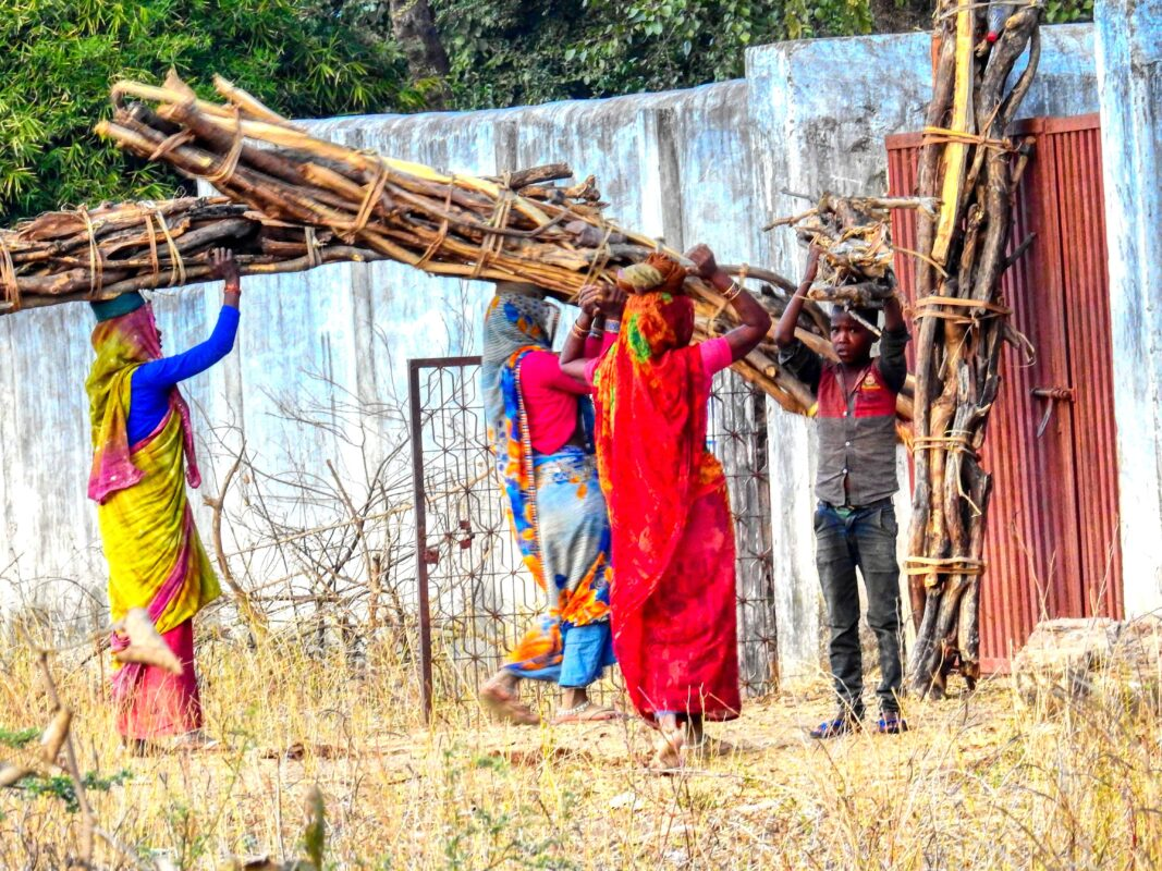 Gond Tribe of Central India famous street photographer Dr Zenaidy Castro 24