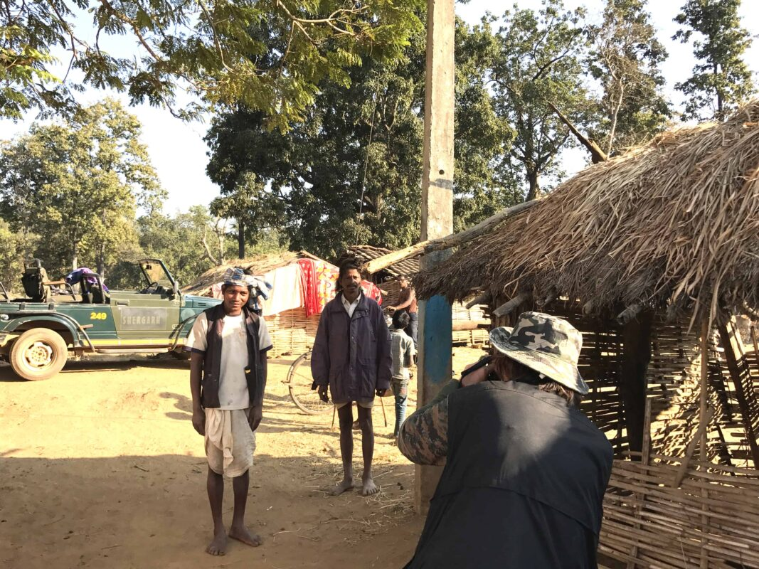 Gond Tribe of Central India famous street photographer Dr Zenaidy Castro 35