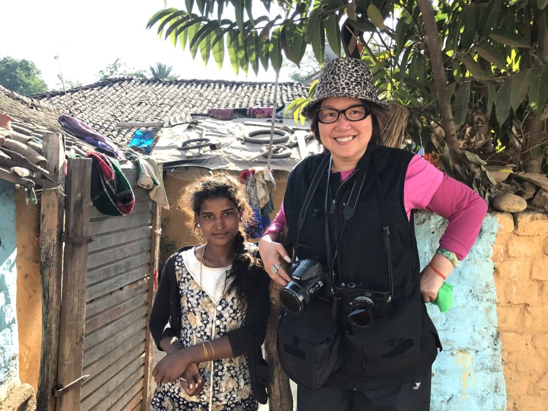 Gond Tribe of Central India famous street photographer Dr Zenaidy Castro 37