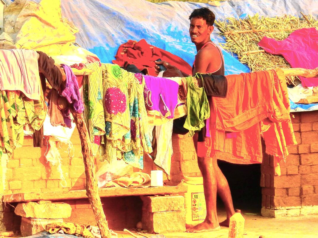 Gond Tribe of Central India famous street photographer Dr Zenaidy Castro 8