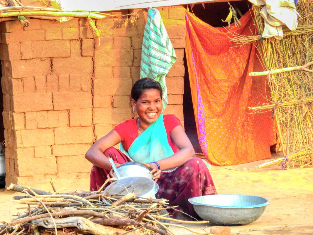 Gond Tribe of Central India famous street photographer Dr Zenaidy Castro 9