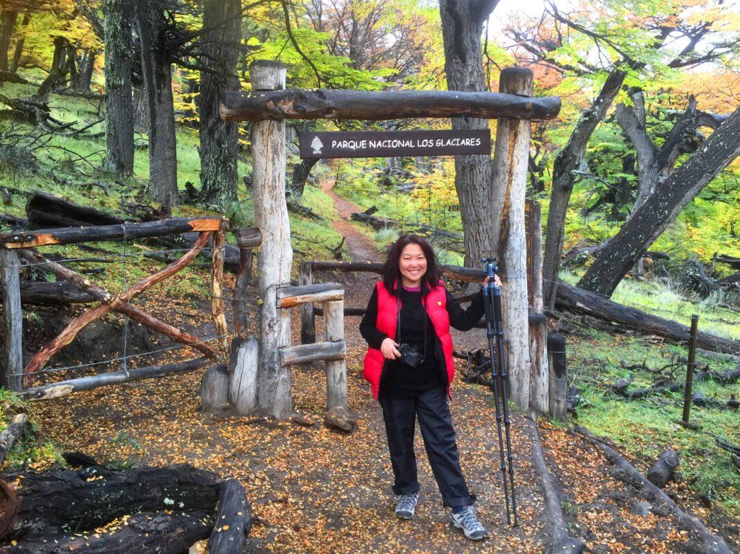 Hiking in El Chalten Mount Fitz Roy Patagonia 2