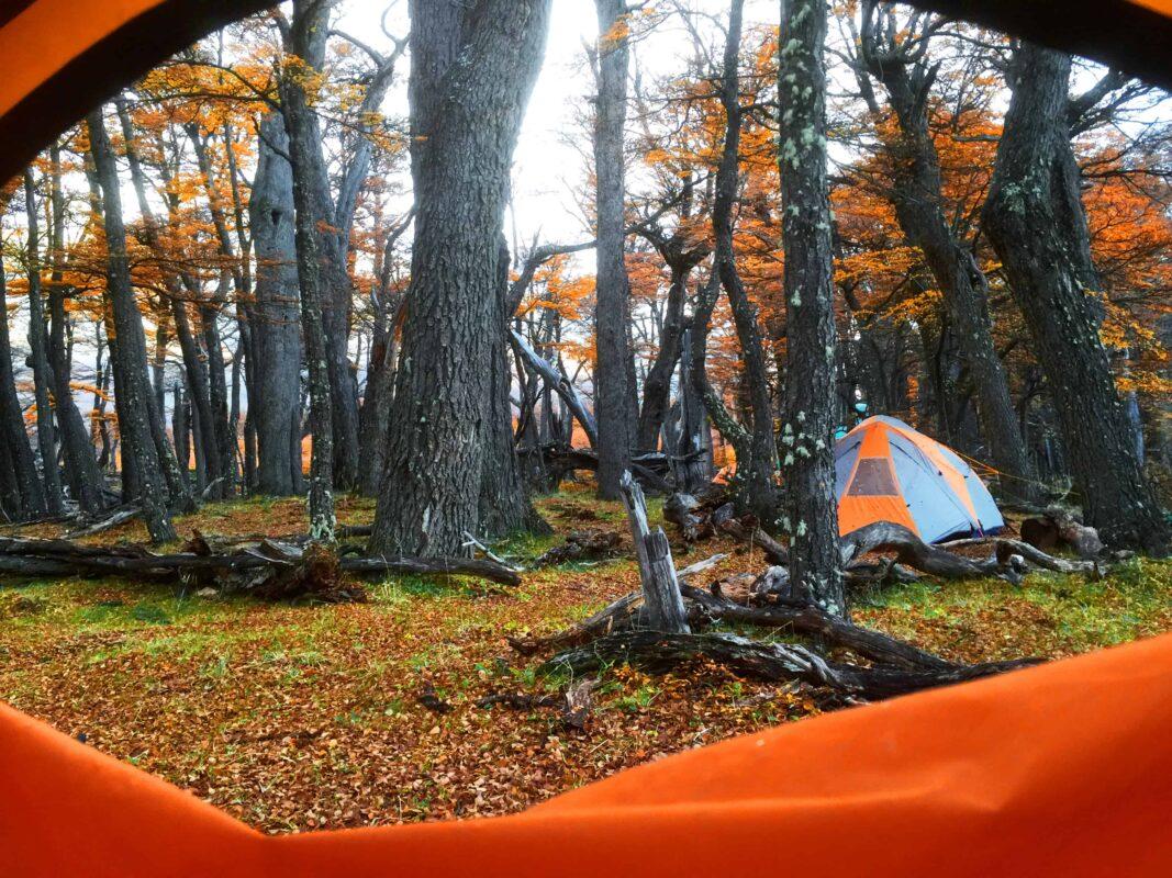 Hiking in El Chalten Mount Fitz Roy Patagonia 21