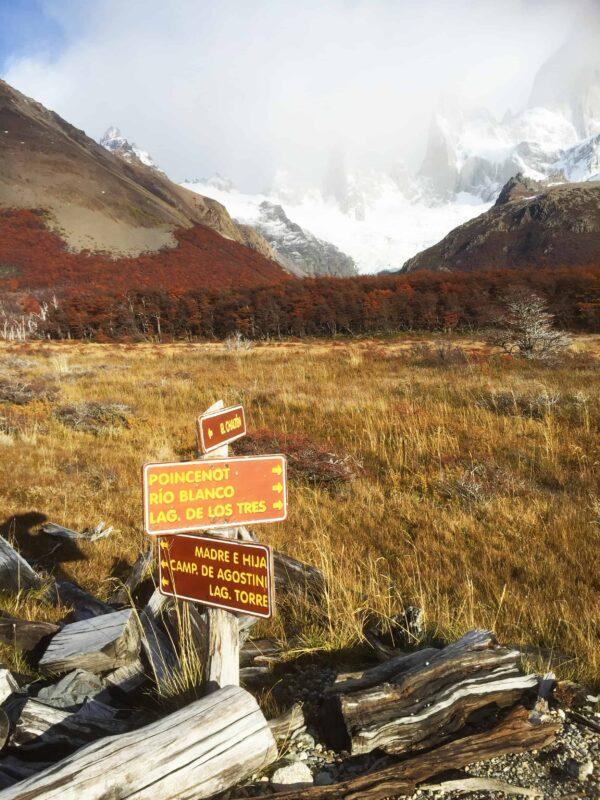 Hiking in El Chalten Mount Fitz Roy Patagonia 22