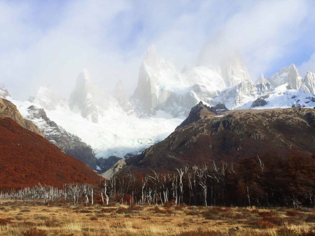 Hiking in El Chalten Mount Fitz Roy Patagonia 23