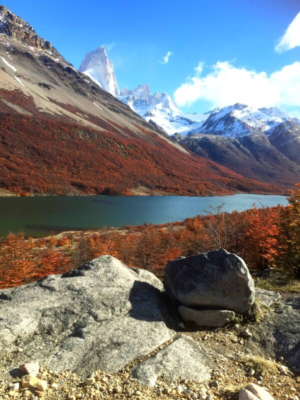 Hiking in El Chalten Mount Fitz Roy Patagonia 25