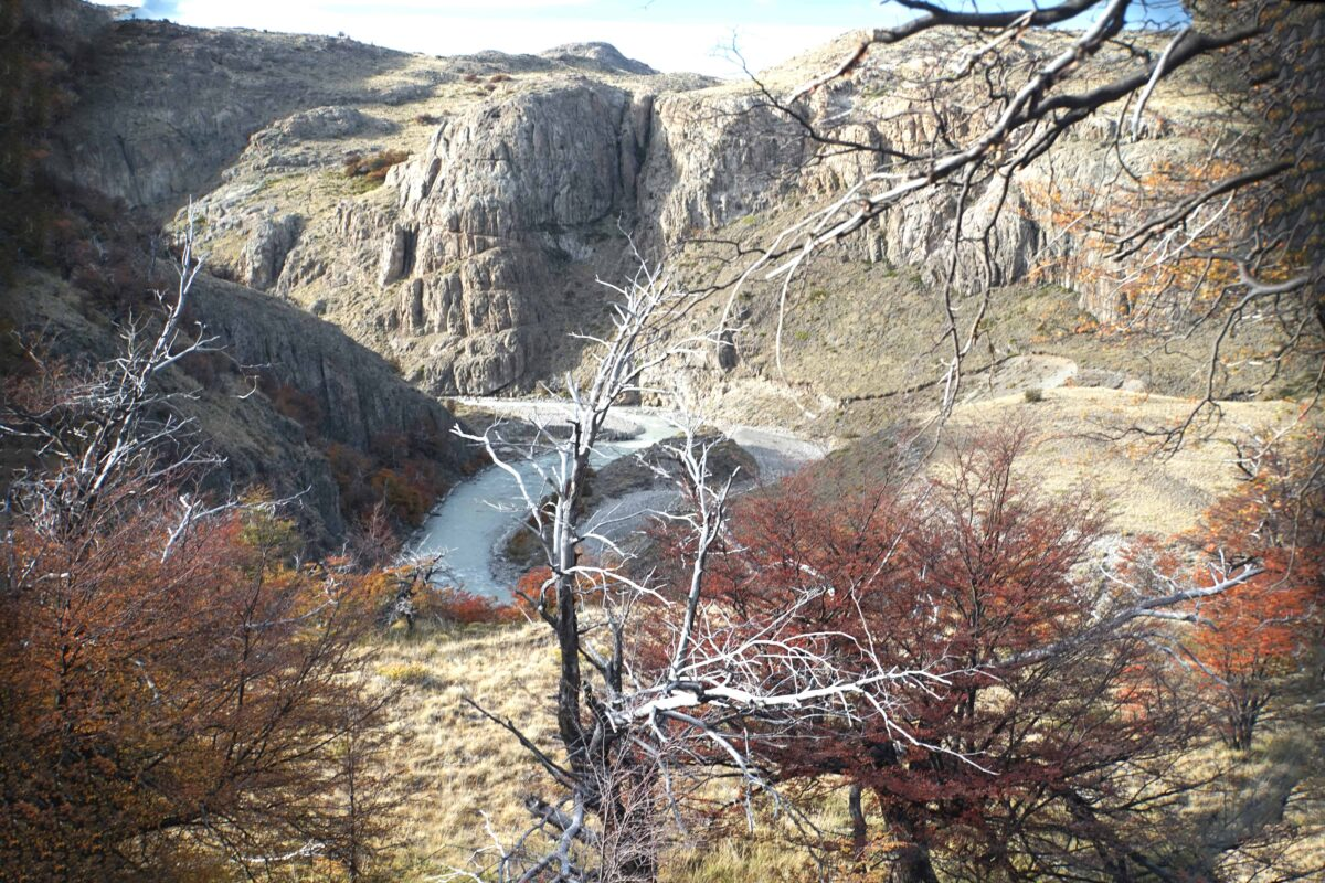 Hiking in El Chalten Mount Fitz Roy Patagonia 35