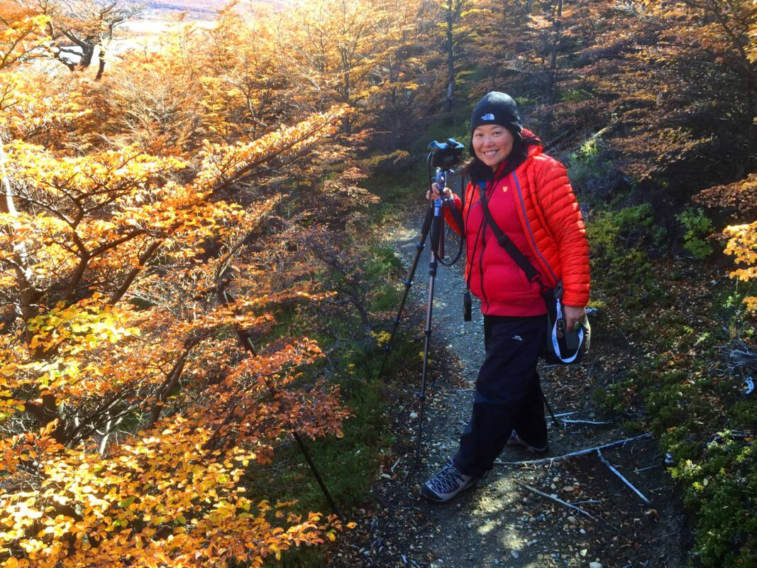 Hiking in El Chalten Mount Fitz Roy Patagonia 4