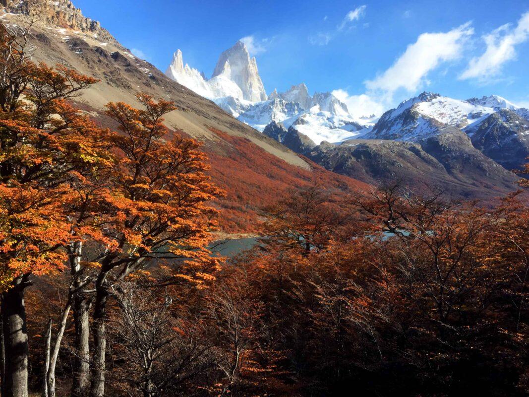 Hiking in El Chalten Mount Fitz Roy Patagonia 44
