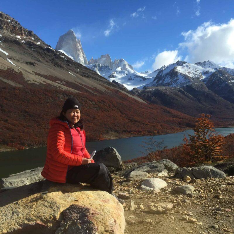 Hiking in El Chalten Mount Fitz Roy Patagonia 5
