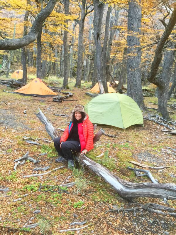 Hiking in El Chalten Mount Fitz Roy Patagonia 7