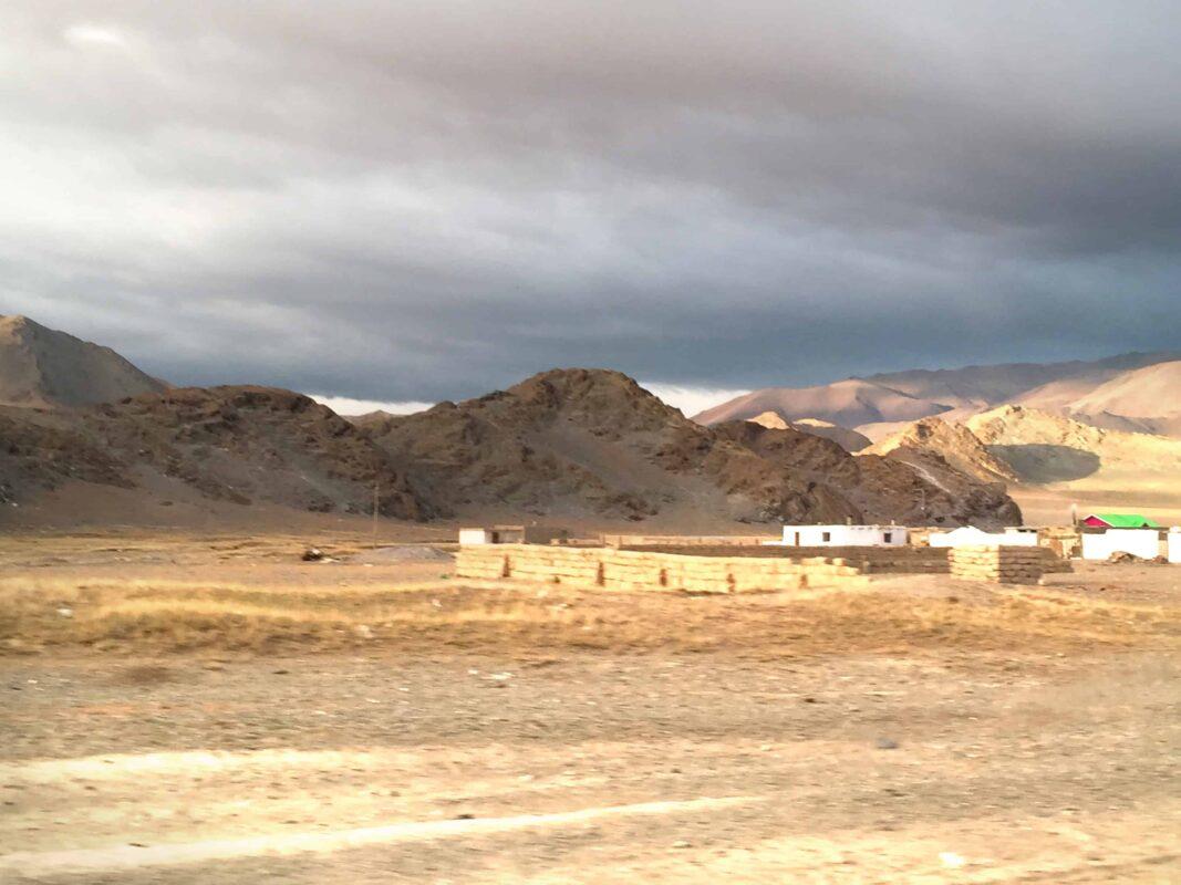 Landscape Scenery Kazaks Olgii 1