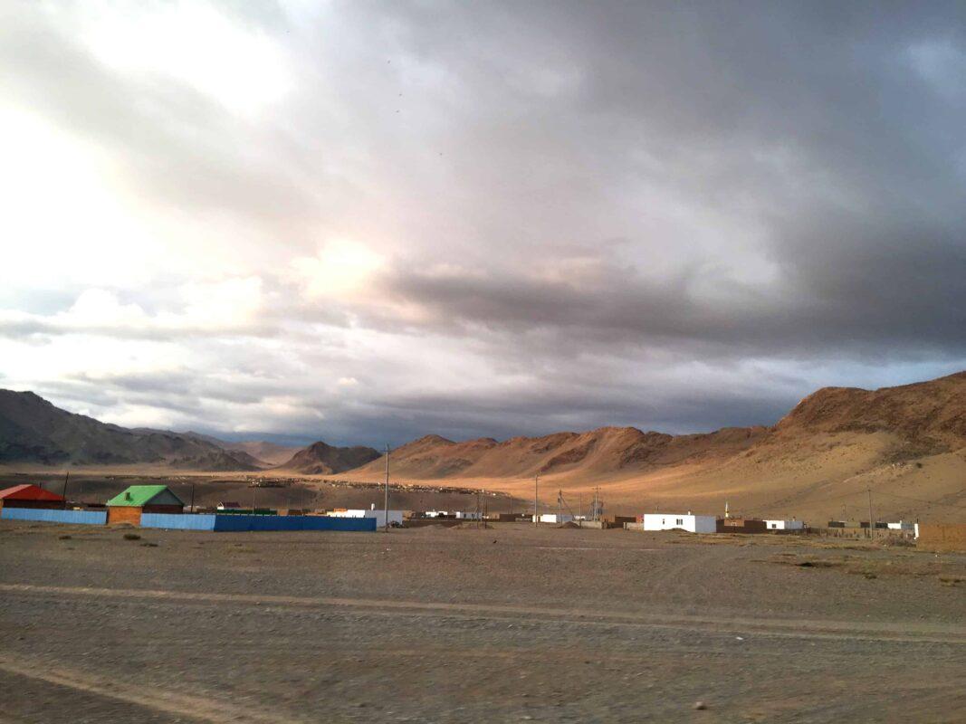 Landscape Scenery Kazaks Olgii 4