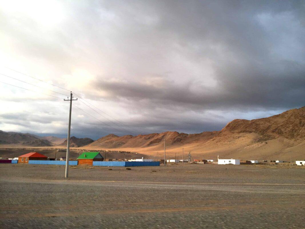 Landscape Scenery Kazaks Olgii 5