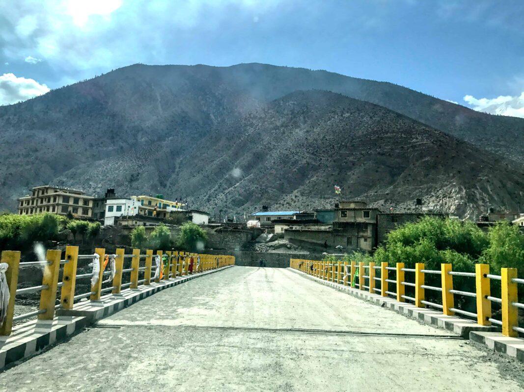 Lower Mustang Nepal travel 17