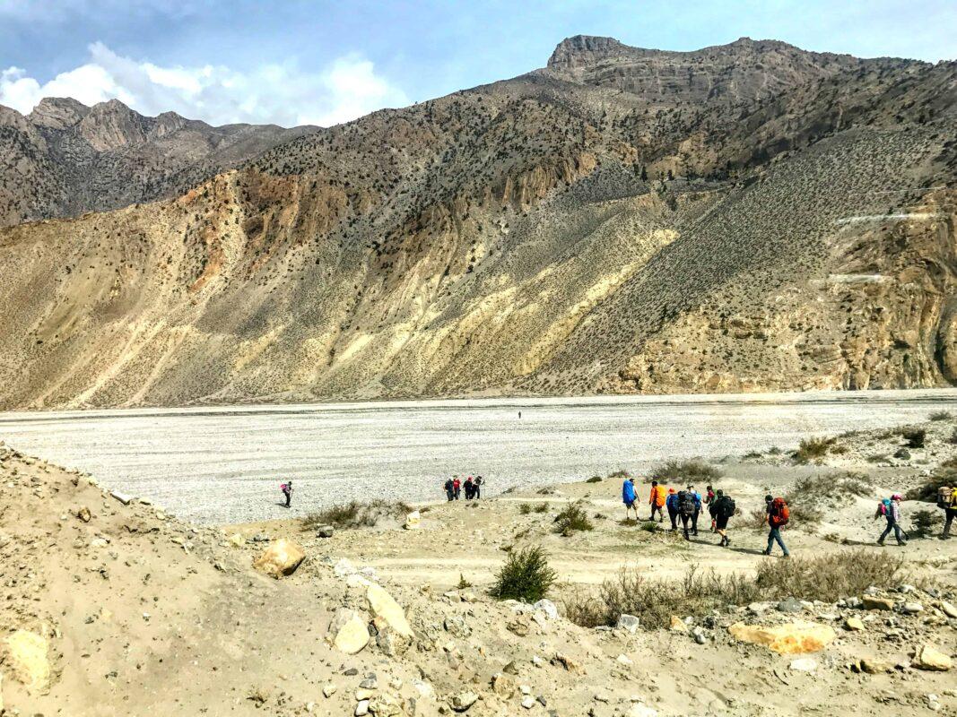 Lower Mustang Nepal travel 23