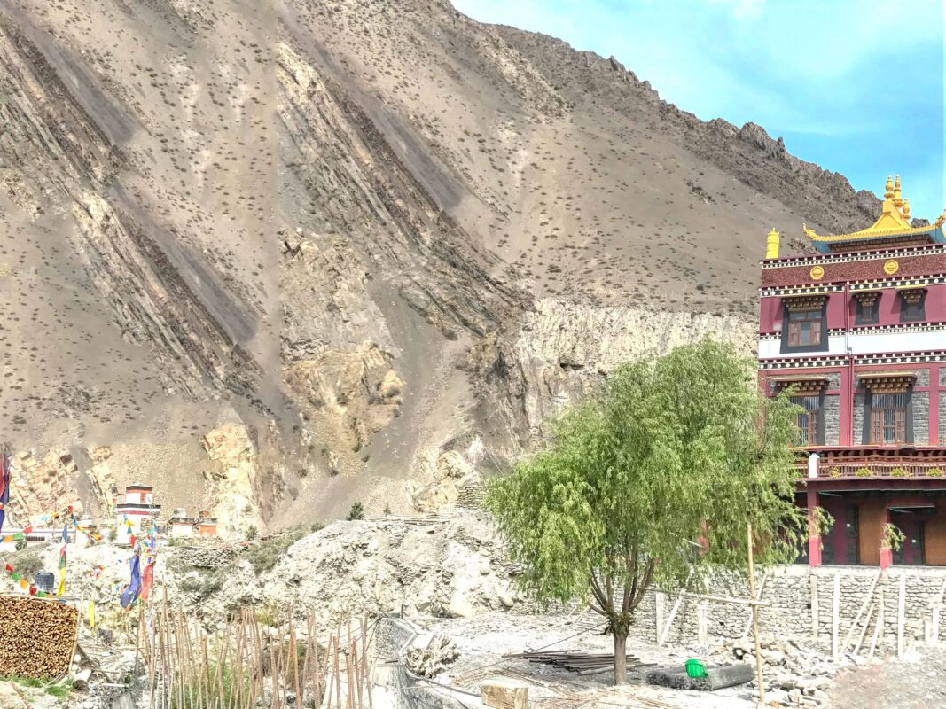 Lower Mustang Nepal travel 33