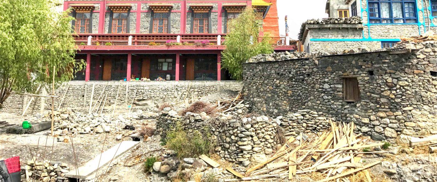 Lower Mustang Nepal travel 34