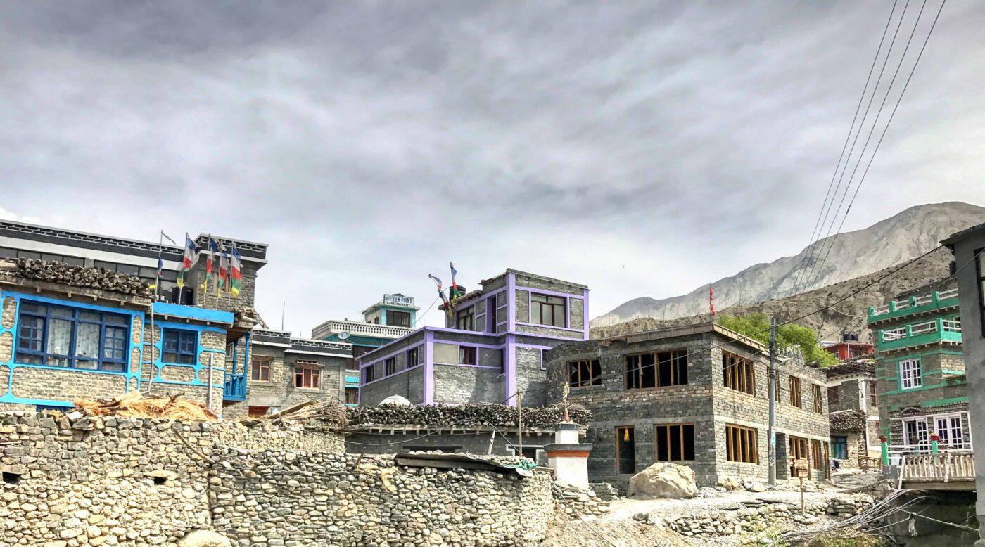 Lower Mustang Nepal travel 35