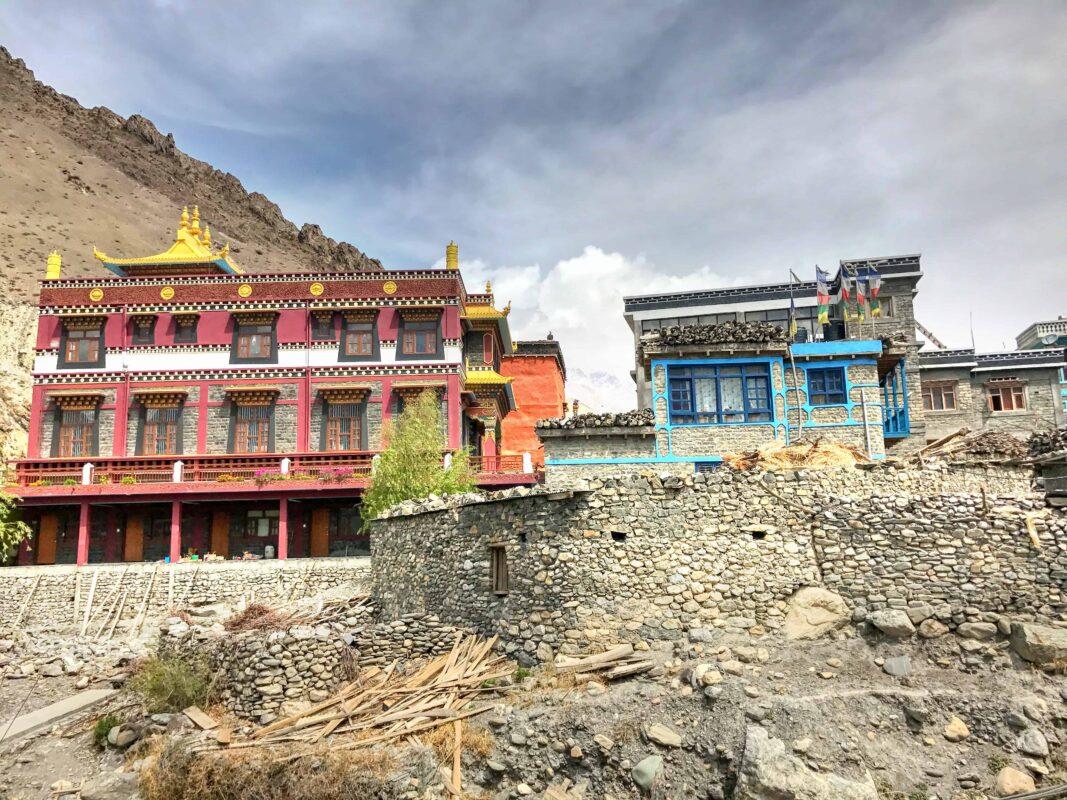 Lower Mustang Nepal travel 36