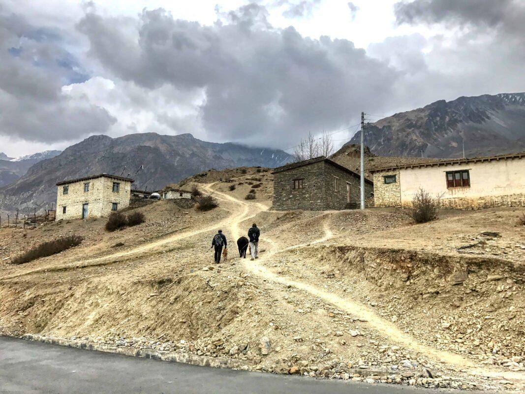 Lower Mustang Nepal travel 43